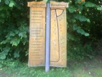 Bestandsaufnahme Birnbäume 'Im Dorfe' 07/2014