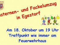 Laternenumzug 2014