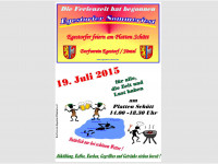Sommerfest Dorfverein