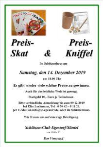 Preis-Skat- und -Kniffel